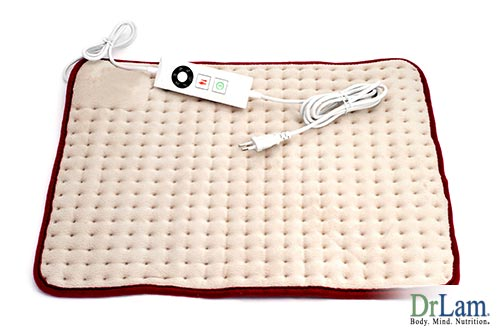 Natural Sciatica Nerve Solutions: Heating Pads