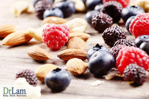 Antioxidant supplements in your foods at home