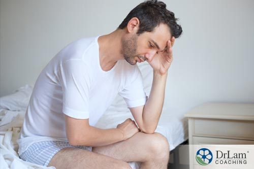 Erectile dysfunction is a symptom related to testosterone concerns