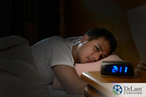 Testosterone concerns and insomnia