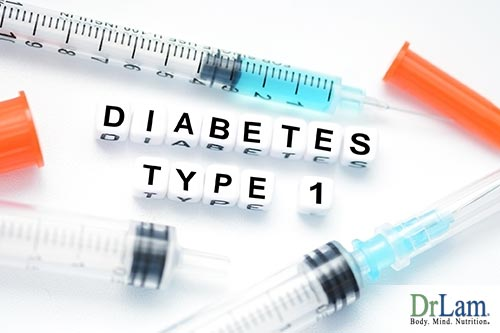 Autoimmune disease and type 1 diabetes