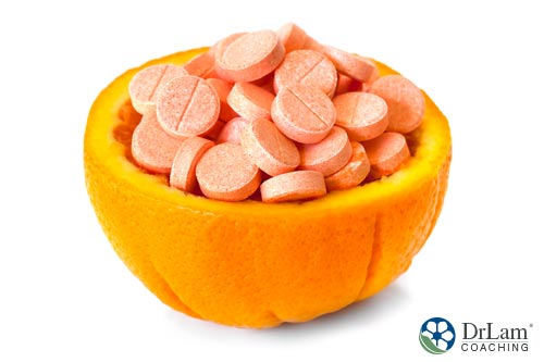 Vitamin C and salicylate sensitivity