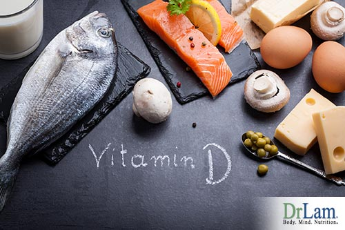 inflammatory foods and Vitamin D