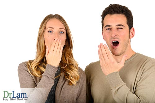 Excessive yawning may be contagious