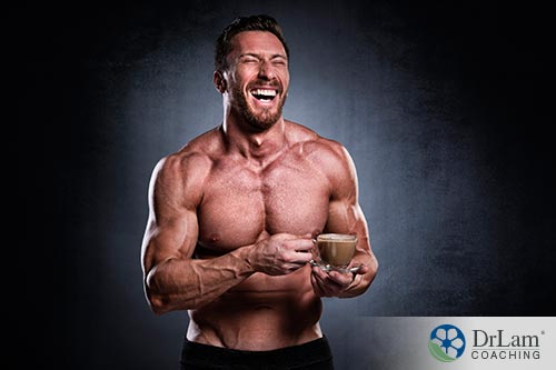 Training healthy athletes and caffeine