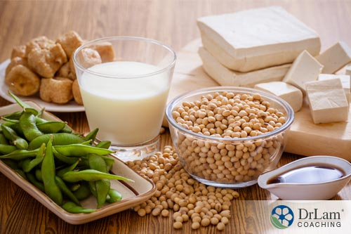 Avoiding healthy foods: Soy products