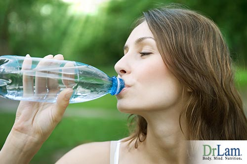 Daily Alkaline drinking as a candida remedy