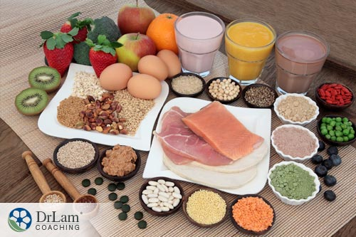 Mast cell activation and low histamine foods