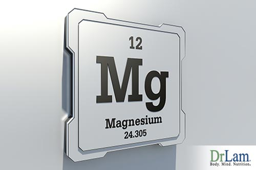 Magnesium and BDNF