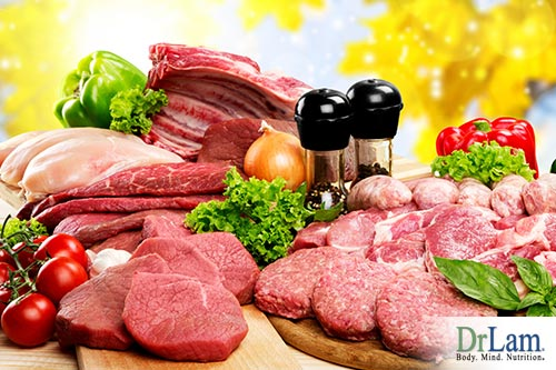 Adrenal hyperplasia, diet and protein