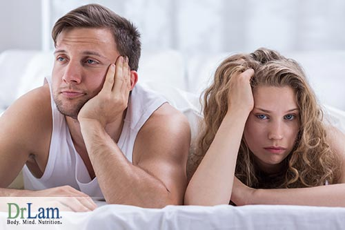 testosterone concerns and lowered sex drive