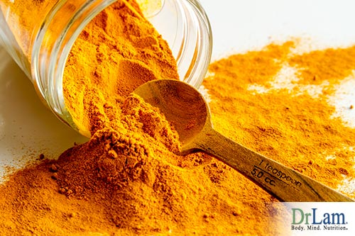 Mast cell activation and curcumin