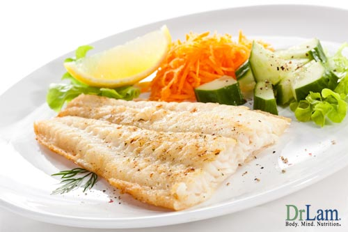 The benefits of fish oil vitamins on longevity