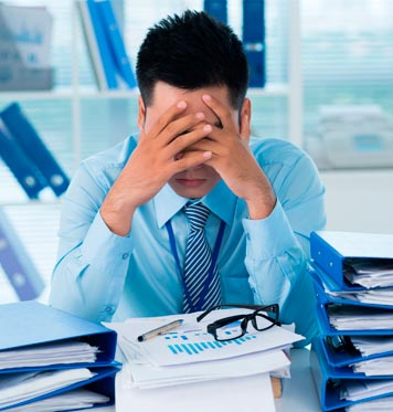 Do you have these common symptoms associated with Adrenal Fatigue?