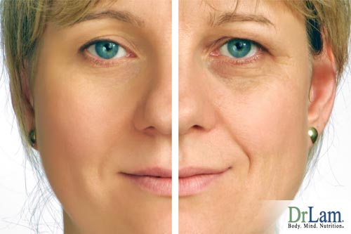 Aging in the face can determine your expected longevity