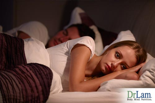 Those searching for a solution to sleepless nights may be interested in learning about adrenal fatigue/