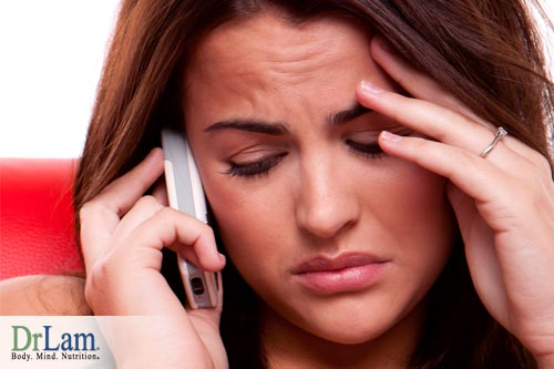 Learn about cell phone radiation and the body's stress system