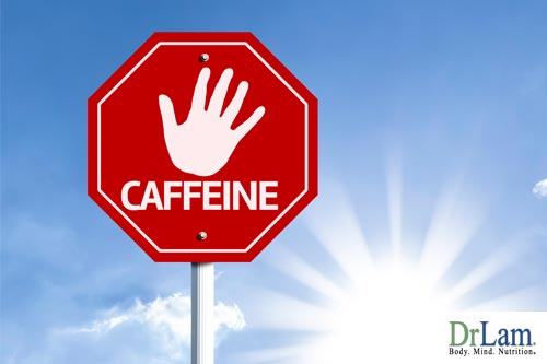 About Dehydration, Caffeine and Adrenal Fatigue
