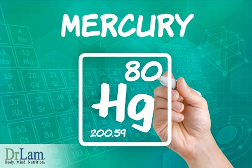 About glutathione and mercury.