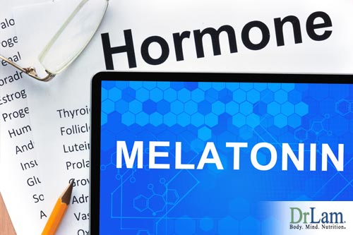 About hormonal imbalance and melatonin dosage