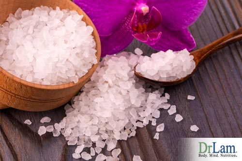 About magnesium and Epsom salt