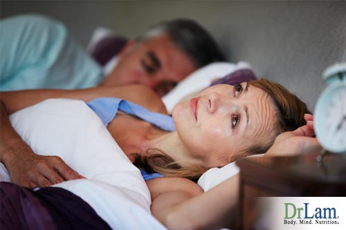 About Niacin and insomnia