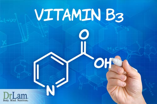 About Vitamin B5 and B3 or niacin.