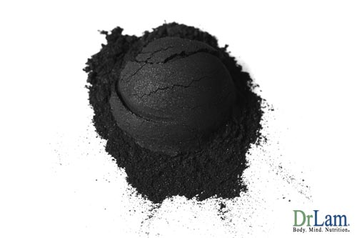 Activated Charcoal and Essential Oils Uses