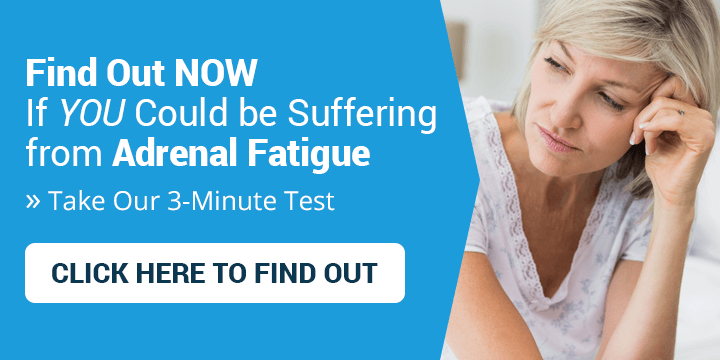 Find out NOW if YOU Could be Suffering from Adrenal Fatigue