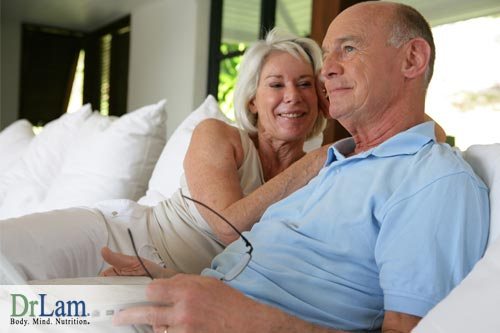 Andropause symptoms can lead to a decline in testosterone and libido