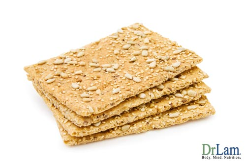 The Amazing Benefits of Almond Flour Crackers