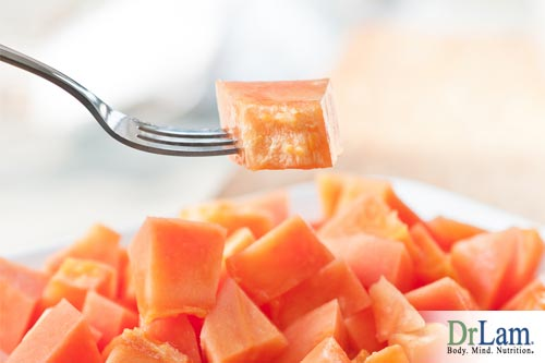 Benefits of papaya fruit as part of your diet