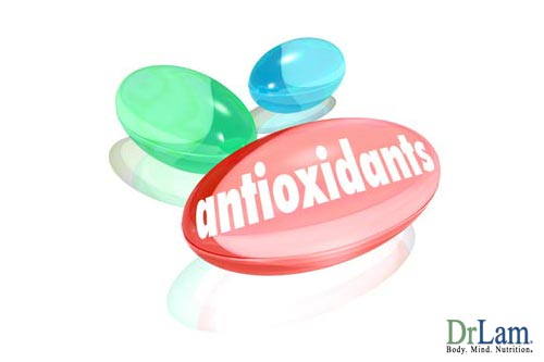 Successful natural cancer remedies include antioxidants