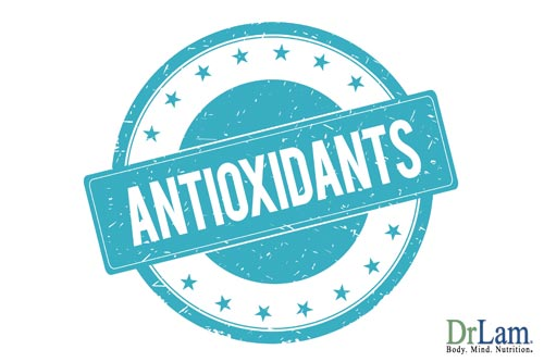 Vitamin C dosage and antioxidants