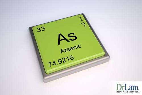Arsenic poisoning and metabolite levels