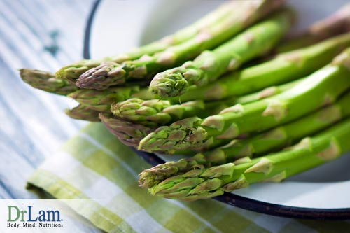 Your health can always use Asparagus benefits