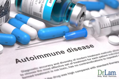 The anti-inflammatory diet and autoimmune diseases