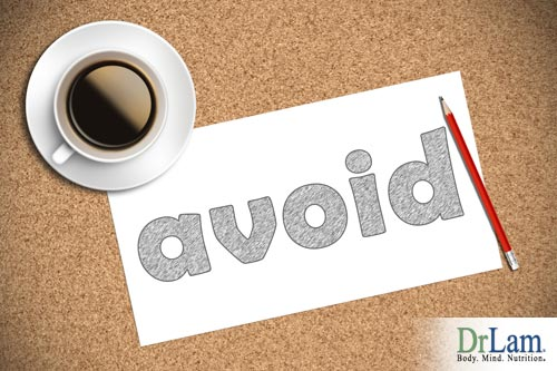 If you suffer from Adrenal Fatigue, coffee should be avoided