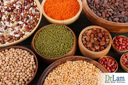 Beans and legumes for Anti-Aging Help