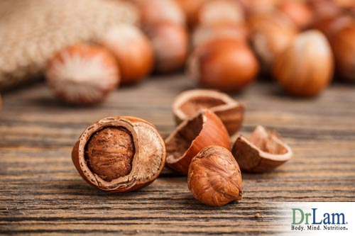 Learn about the hazelnut benefits