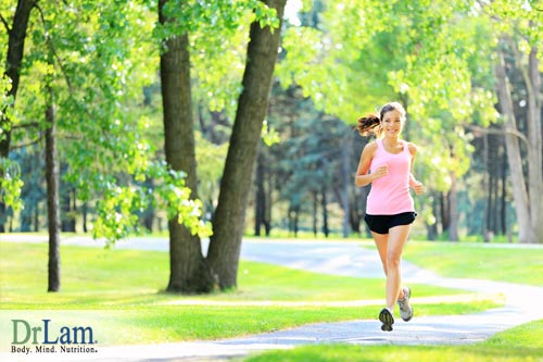 Heart health and stress reduction are just two of the benefits from jogging