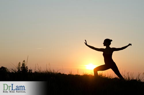 Reduce stress with a Tai chi workout