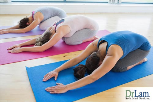 Yoga for Adrenal Fatigue can help