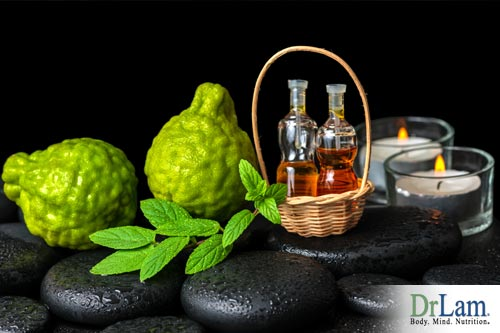 Aromatherapy benefits may vary with each oil