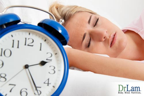 Adrenal fatigue can affect your biological clock