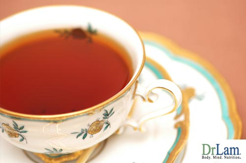 The best tea for detox can be made at home