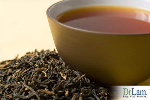 Strong black tea's stimulatory nature can trigger dysregulated blood pressure symptoms in Adrenal Fatigue sufferers
