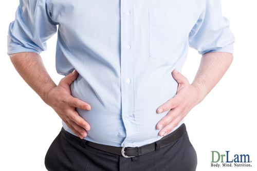 Many abdominal conditions such as leaky gut are related to whether or not there is a population of healthy gut baceria