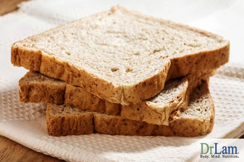 Gastrointestinal disorders can be avoided by reducing wheat in your diet.