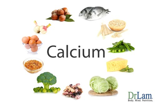 essential nutrient elements include calcuim
